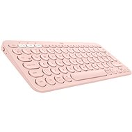 Logitech Bluetooth Multi-Device Keyboard K380, Pink