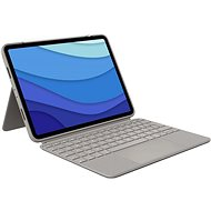 """Logitech Combo Touch for iPad Pro 11 """"(1st, 2nd and 3rd gen), sand - US INTL"""