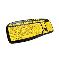 C-TECH KB-103MS, Multimedia, USB, CZ/SK