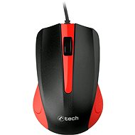 C-TECH WM-01R Red - Mouse