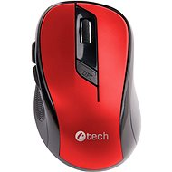 C-TECH WLM-02 Red - Mouse