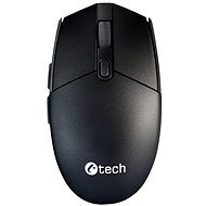 C-TECH WLM-06S Silent Click, black-graphite - Mouse