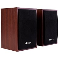 C-TECH SPK-09 wooden - Speakers