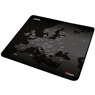 Mouse Pad C-TECH MP-01E Europe - Podložka pod myš