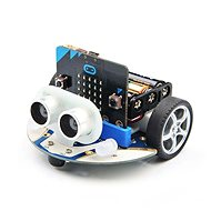 Cutebot - race car (without micro: bit) - Programmable Building Kit