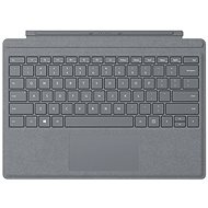 Surface Pro Type Cover Platinum - Keyboard