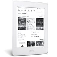 Amazon Kindle Paperwhite 3 (2015) White - E-book Reader