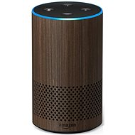 Amazon Echo 2 Generation Walnut - Voice Assistant