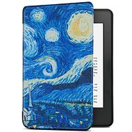B-SAFE Lock 1269, for Amazon Kindle Paperwhite 4 (2018), Gogh - E-book Reader Case