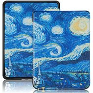 B-SAFE Lock 1292 for Amazon Kindle 2019, Van Gogh