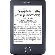 PocketBook 614 Basic 3 - Black - E-Book Reader