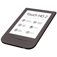 PocketBook 631 (2) Touch HD 2 Dark Brown - E-book Reader