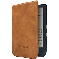PocketBook WPUC-627-S-LB Shell Brown - E-book Reader Case