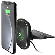 iOttie iTap Wireless 2 Fast Charging Magnetic CD Mount - Car Holder