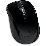 Microsoft Wireless Mobile Mouse 3500 Black - Mouse