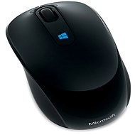 Microsoft Sculpt Mobile Mouse Wireless, black