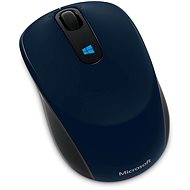 Microsoft Sculpt Mobile Mouse Wireless, blue