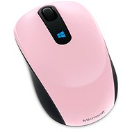 Microsoft Sculpt Mobile Mouse Wireless, pink