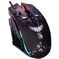 A4tech Bloody P85 Skull Core 3 Metal Slides - Gaming Mouse