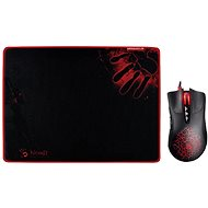 A4tech BLOODY A9081A - A90A (sw Core 3) + pad B-081 - Gaming mouse