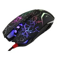 A4tech Bloody N50 Neon Black Core 3 - Gaming mouse