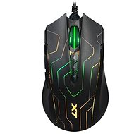 A4tech X89 Oscar Neon Maze - Gaming Mouse
