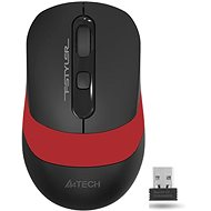 A4tech FG10 FSTYLER, Red - Mouse