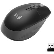 Logitech Wireless Mouse M190, Charcoal - Mouse