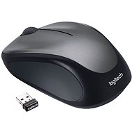 Logitech Wireless Mouse M235 black-silver