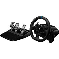 Logitech G923 Driving Force for PC/PS4 - Steering Wheel
