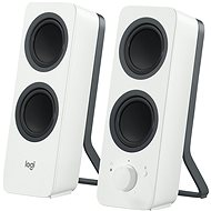 Logitech Z207 White - Speakers