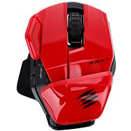 Mad Catz Office R.A.T. M Red - Gaming mouse