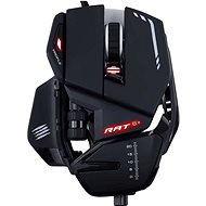Mad Catz RAT 6 + black - Gaming Mouse
