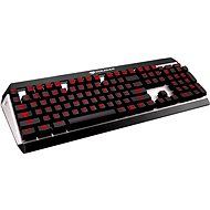 Cougar Keyboard Attack X3 Brown UK - Gaming keyboard