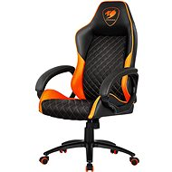 Cougar Fusion black/orange chair