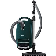 Miele Complete C3 Select Parquet, Petrol Blue - Bagged Vacuum Cleaner