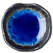 Made In Japan Cobalt Blue Small Bowl for Sauce 9cm 50ml