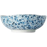 Made In Japan Blue Daisy Medium Bowl 17cm 500ml - Bowl
