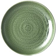 Made In Japan Shallow Plate Earthy Green 26cm - Plate