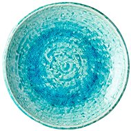 Made In Japan Turquoise Shallow Plate 20cm - Plate