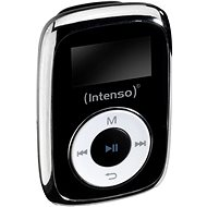 INTENSO MUSIC MOVER 8GB black - MP3 Player