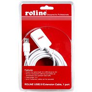 ROLINE USB 2.0 Extension AA Active