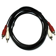 OEM 2x cinch, patch, 5m - Audio Cable