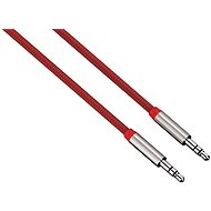Hama Color Line Jack - Jack, 1m red - Audio Cable
