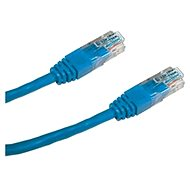 Datacom, CAT6, UTP, 0.25m blue - Network Cable