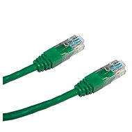 Datacom, CAT6, UTP, 0.25m green - Network Cable