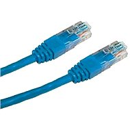 Datacom, CAT6, UTP, 0.5m, blue - Network Cable