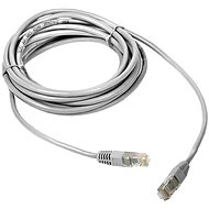 DATACOM Patch cord UTP CAT5E 2m white - Network Cable