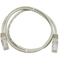 Datacom CAT5E UTP grey 1m - Network Cable