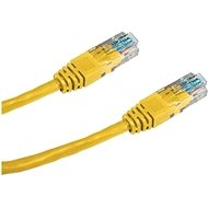 Datacom CAT5E UTP yellow 2m